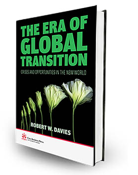 ERA OF GLOBAL TRANSITION DR ROBERT DAVIES